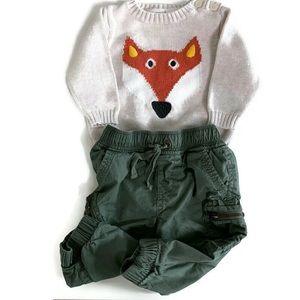 🌸2 for $25🌸 Koala Kids fox sweater outfit